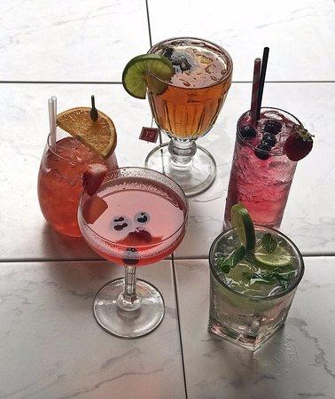 Geelong, Australia: Yummy cocktails