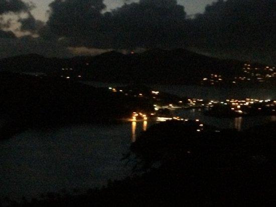 English Harbour, Antigua: Harbour view