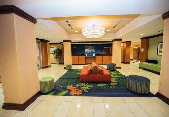 Bremerton, WA: Lobby
