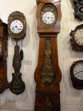 Columbia, Pennsylvanie : unique and beautiful clocks from around the world