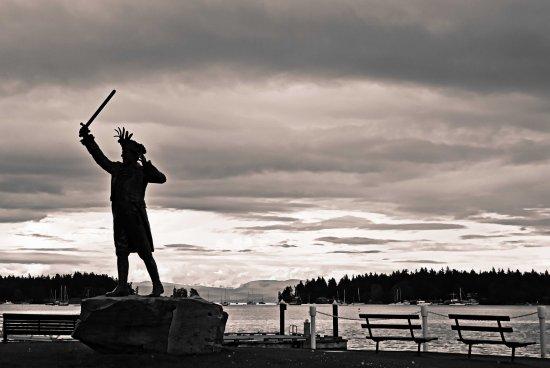 Nanaimo, كندا: Maffeo Sutton Park