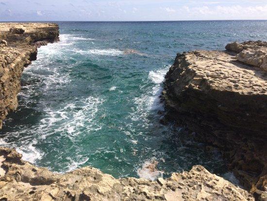 Saint Philip Parish, Antigua: direct point to Africa