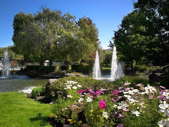 เพลเซนตัน, แคลิฟอร์เนีย: Garden