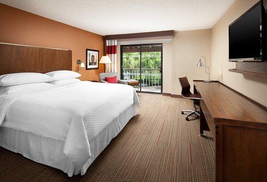 เพลเซนตัน, แคลิฟอร์เนีย: Deluxe King Guest Room