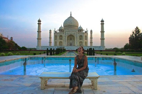 Taj Mahal Sunrise Tour From Delhi By...