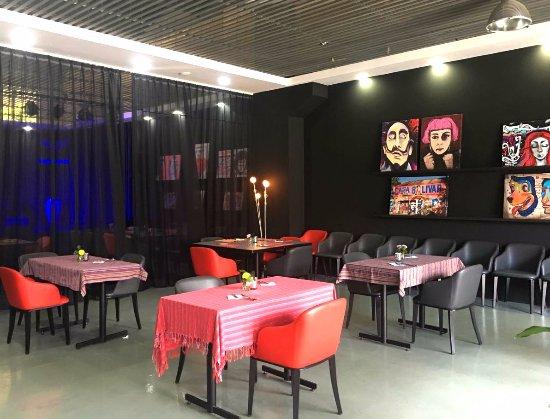 Чжуншань, Китай: Jimmy Hornet Dining Room