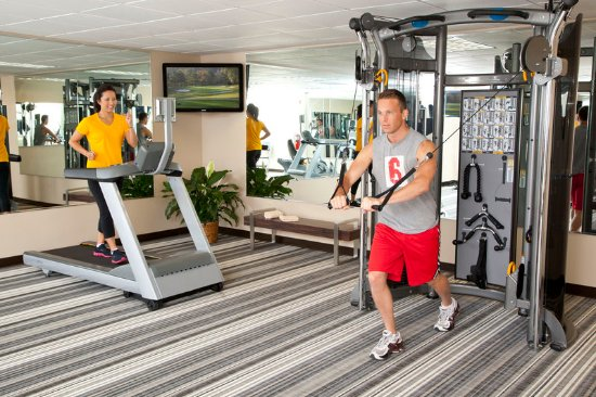 Sidney, Монтана: Enjoy our 24 hour state of the art fitness room