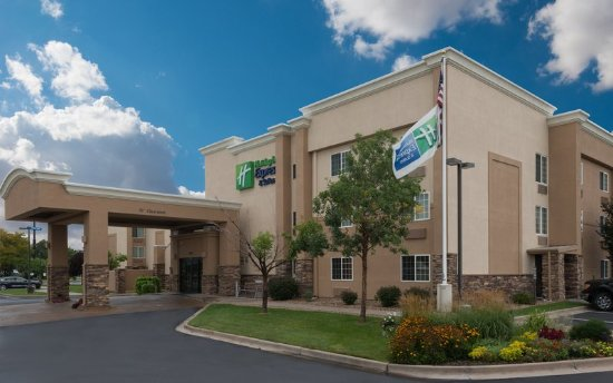 Welcome to the Holiday Inn Express Wheat Ridge-Denver West