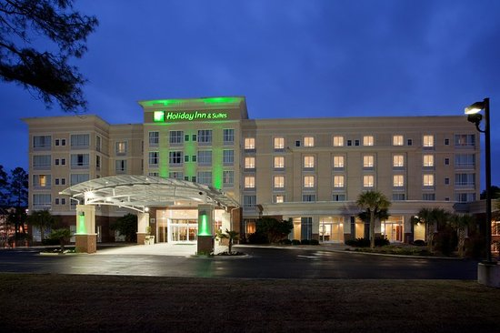 Holiday Inn Brunswick-I-95 (Exit 38): Holiday Inn Brunswick, GA Hotel Exterior