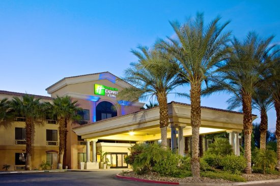 Cathedral City, CA: Hotel-Exterior Entrance