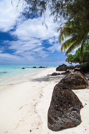 Pacific Resort Aitutaki: Beach Lagoon
