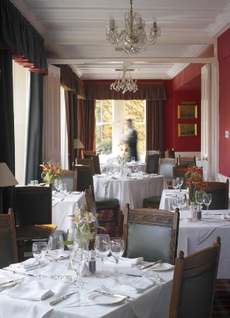 Dunraven Arms Hotel: Restaurant