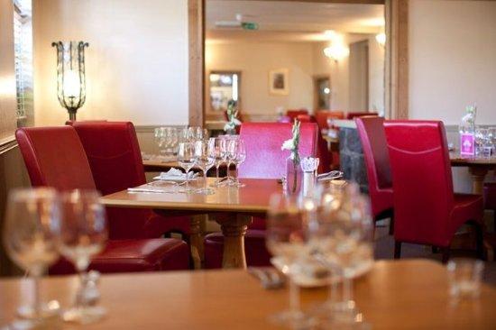 Saint Saviour, UK: Restaurant