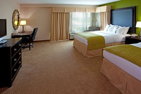 Holiday Inn Manassas - Battlefield: Double Bed Guest Room Photo