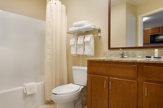Classy Granite Countertops   Picture Of Candlewood Suites ...