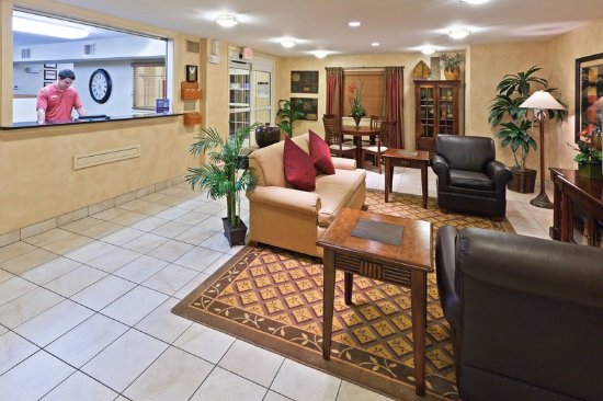 Wichita Falls, TX: Hotel Lobby