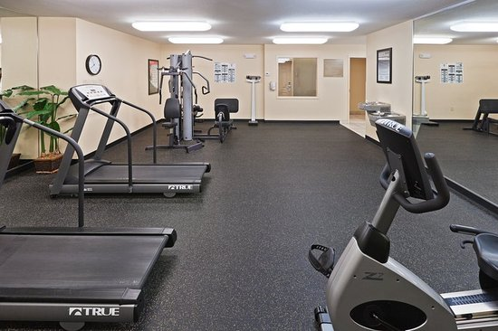 Wichita Falls, TX: Fitness Room and complimentary access to local YMCA
