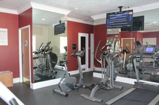 Corning, CA: Fitness Center