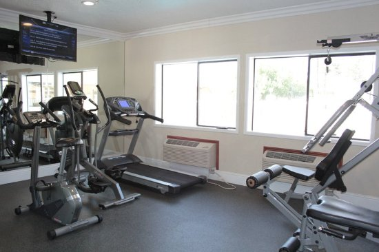 Corning, Kaliforniya: Fitness Center