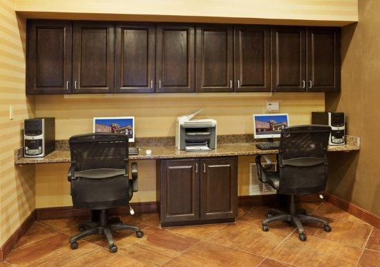 Cleburne, TX: Business Center
