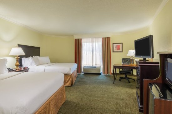 Holiday Inn - Mobile Downtown/Historic District: Two Queen Guest Room