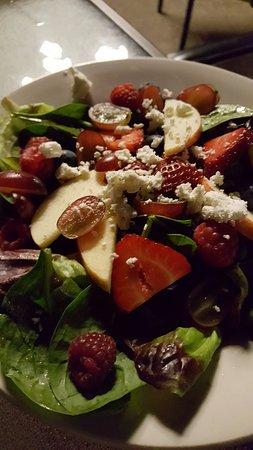 Princeton, Kanada: Salad