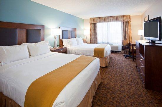 Сент-Клауд, Миннесота: Two Bed Guest Room