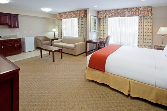 Holiday Inn Express College Station: Presidential Suite