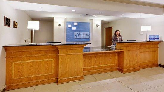 Victor, NY: Hotel Lobby