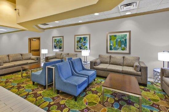 Bolingbrook, IL: Hotel Lobby