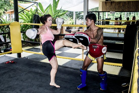 Samui Fight House