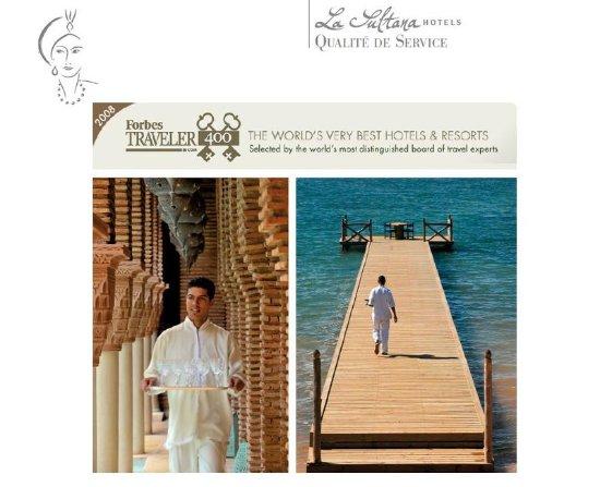 La Sultana Oualidia: Qualit De Service