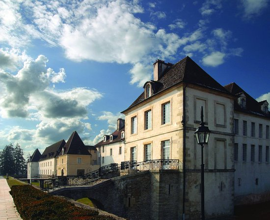 Gilly-les-Citeaux, Frankrike: Chateau de Gilly Exterior View