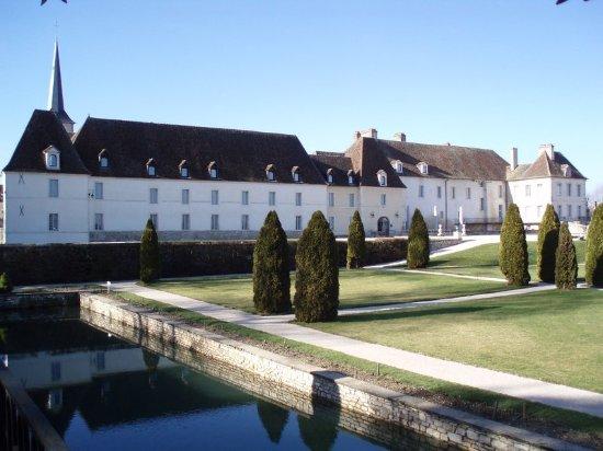Gilly-les-Citeaux, Frankrike: Exterior View Chateau de Gilly