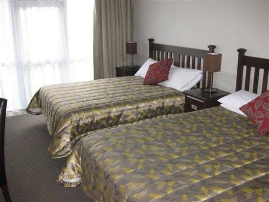 Ashburton, New Zealand: Deluxe Twin Room