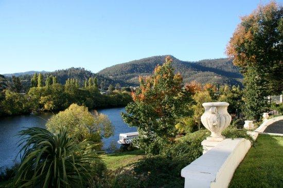 New Norfolk, Australia: Garden River View