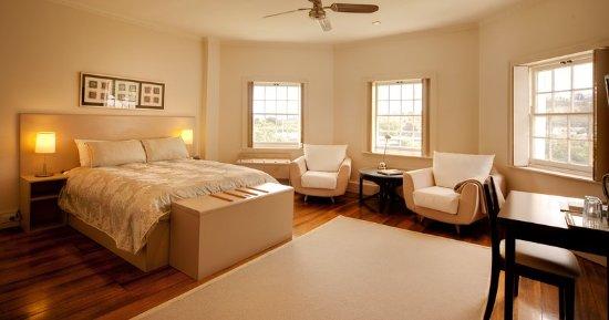 New Norfolk, Australië: Spacious bedroom
