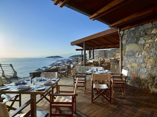 St. Nicolas Bay Resort Hotel & Villas: Blue Bay Restaurant