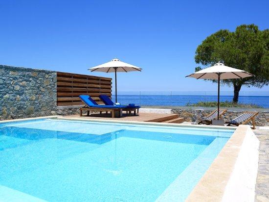 St. Nicolas Bay Resort Hotel & Villas: Club Bedroom Suite Private Pool