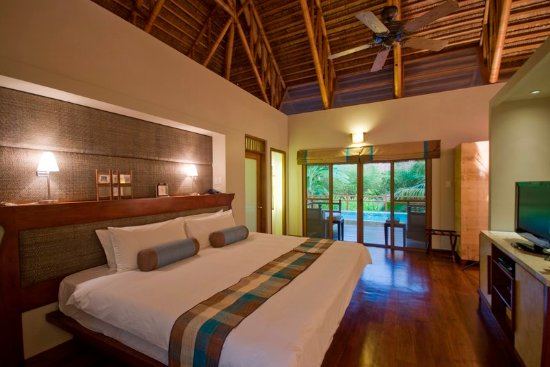 Eskaya Beach Resort & Spa: Deluxe Villa with Private Pool