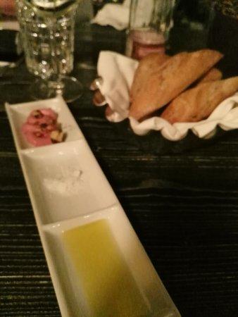 Gruß aus der Küche - Picture of Lila Portals Beach Restaurant ... | {Küche lila 18}