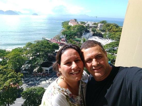 Sofitel Rio de Janeiro Copacabana: O Forte de Copacabana.