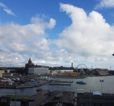Hotel Haven: Utsikten från mitt rum