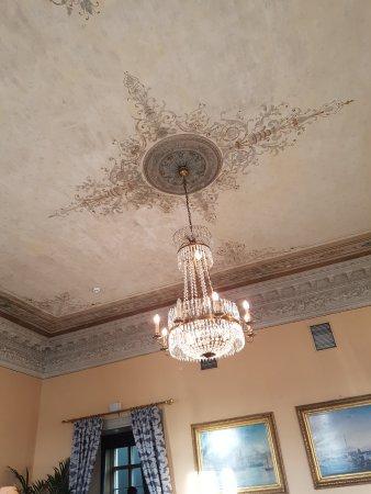 Hotel Haven: Detalj från frukostmatsalen