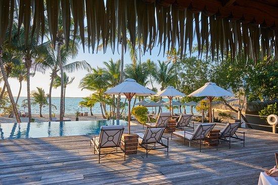 Tiamo Resort: infinity pool