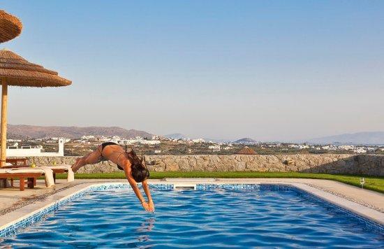 Άγιος Προκόπιος, Ελλάδα: Swimming Pool