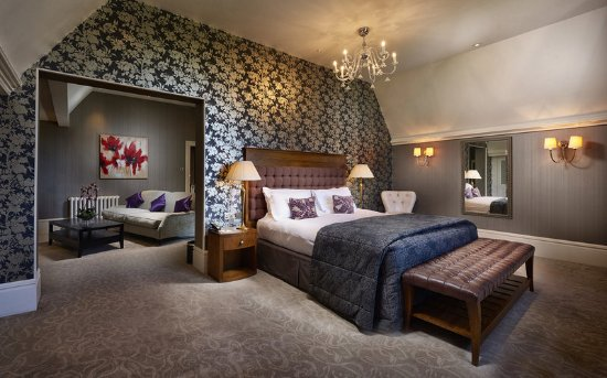 روكليف هول: Bedroom