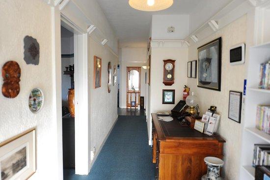 Swansea, Australia: Reception area