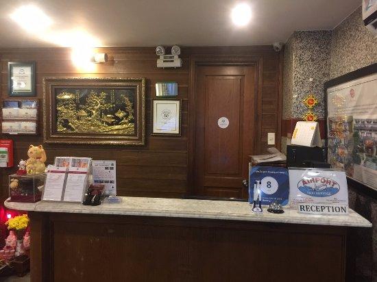 Little Saigon Boutique Hotel: FO