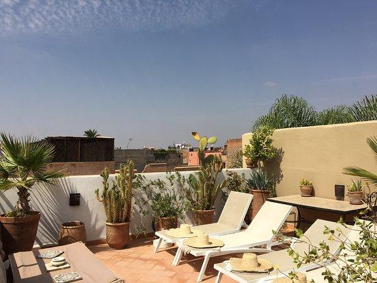 Riad les Orangers d'Alilia Marrakech